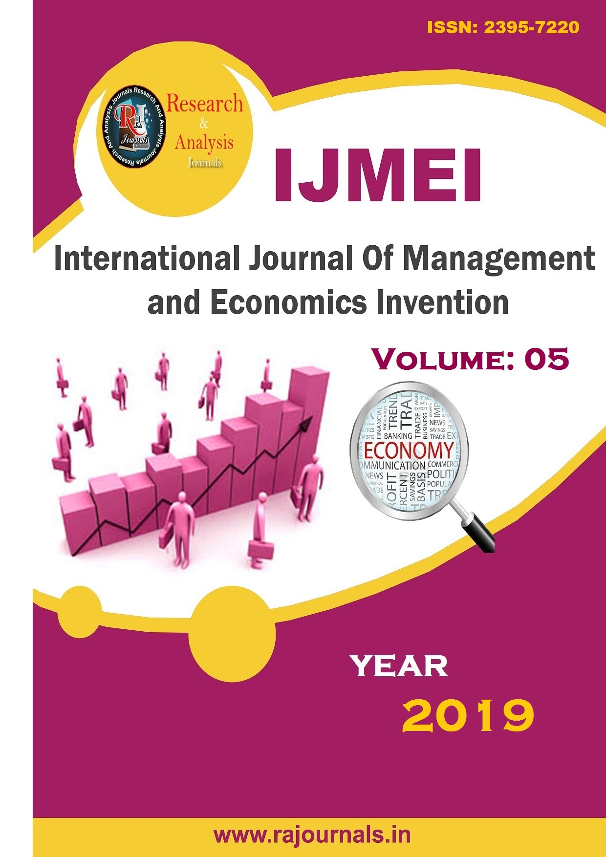 International Journal Of Management And Economics Invention